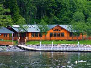 Fishing Lodges